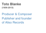 Toto Blanke